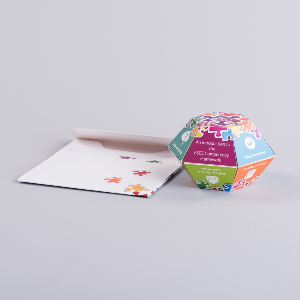 Pop Up Ball and Pop up Character Ball with Board Envelope