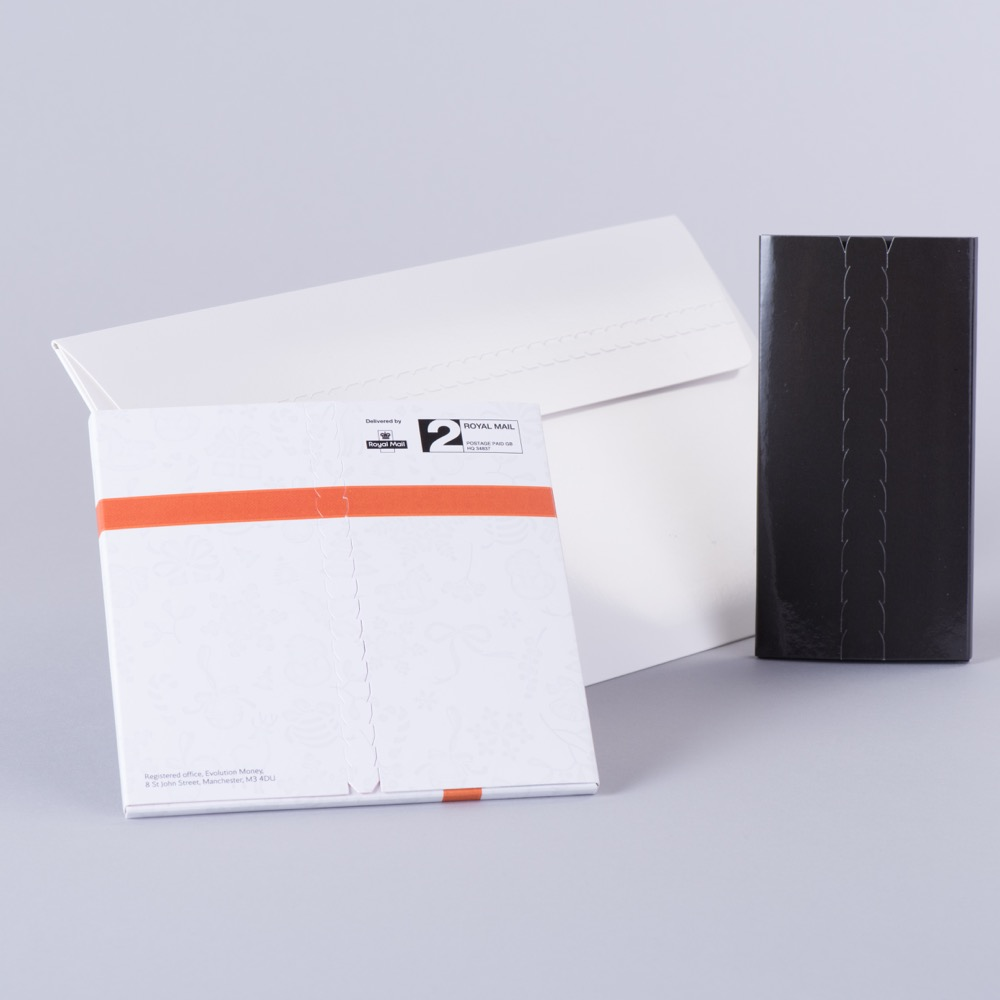 Bespoke Board Envelopes