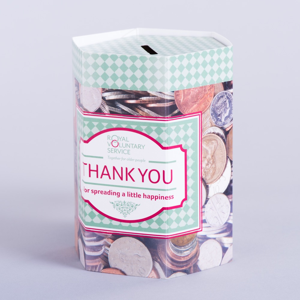 Money/Collection Box