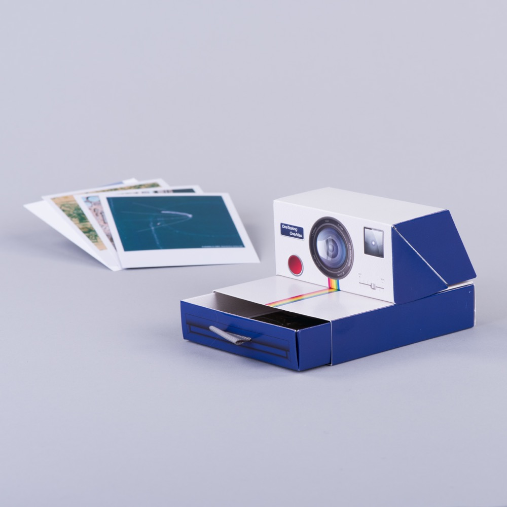 Pop Up Camera With Notepad Tray
