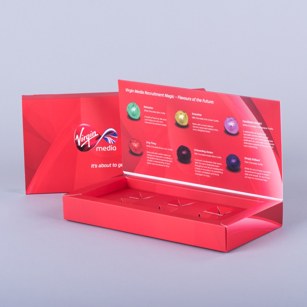 Hinged Lid Presentation boxes